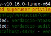 linux搭建npm私服-verdaccio